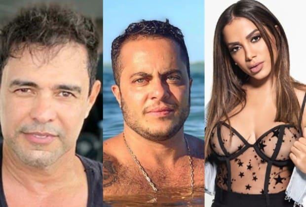 Zezé Di Camargo, Thammy e Anitta