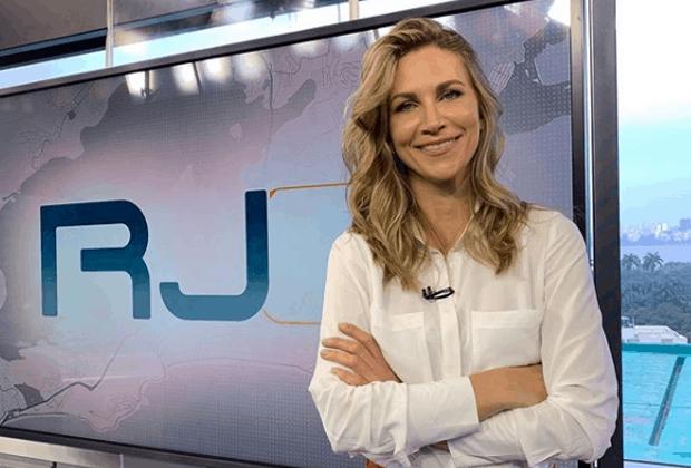 Globo Oficializa Anne Lottermann Como Substituta De Maju