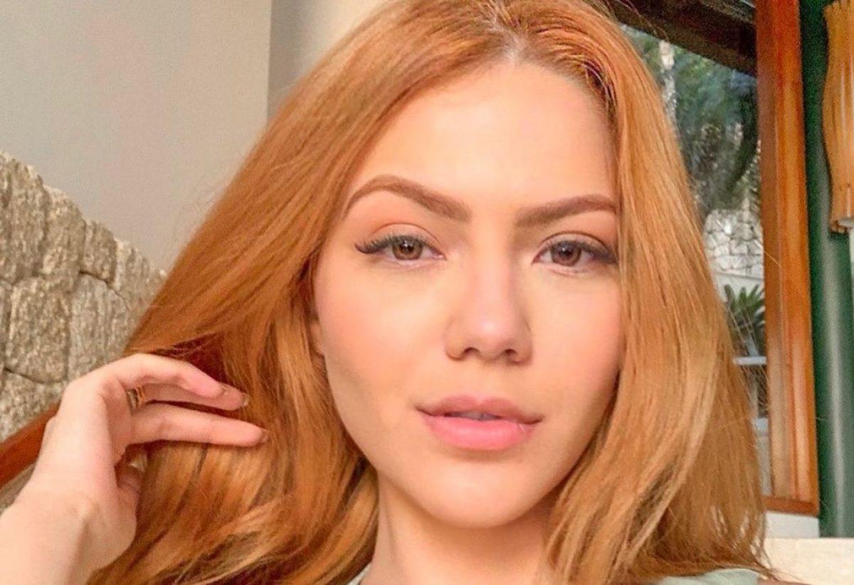 Sarah Poncio grava participação em A Dona do Pedaço   RD1