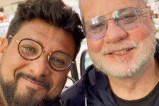 Luiz Fernando e marido