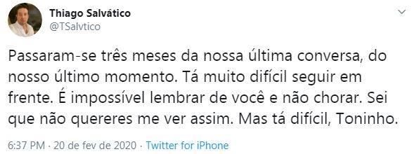 Thiago Salvático