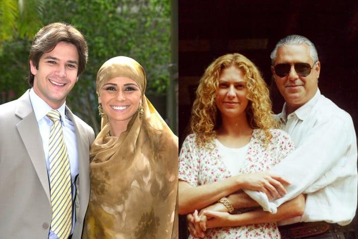 Volta de clássicos também marcou 2011 (Montagem / RD1 - Imagens / TV Globo)