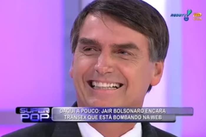 Antes do planalto, Bolsonaro era apenas uma figura polêmica do SuperPop e CQC