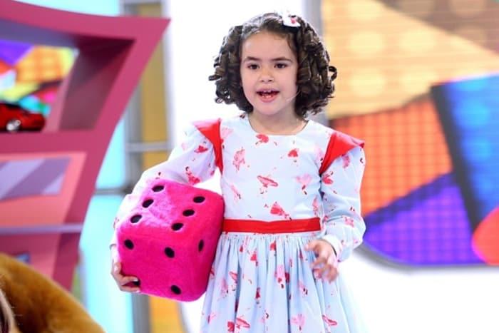 Maísinha comandava a programação infantil do SBT (Divulgação / SBT)