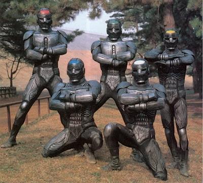 Quinteto Ninja
