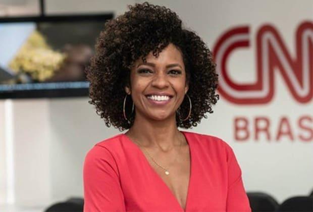 Luciana Barreto da CNN Brasil testa positivo para o novo coronavírus