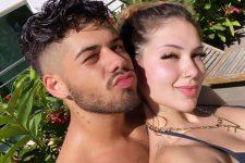 Zé Felipe e Virginia
