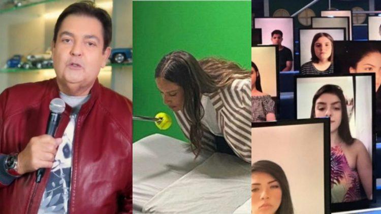 Televisão brasileira, como muitos outros setores, teve que se adaptar e se reinventar na pandemia