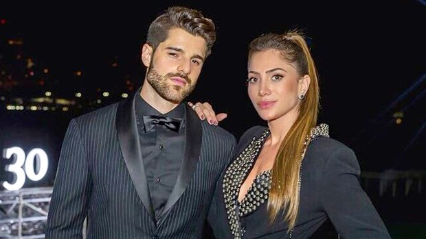 Esposa de Alok, Romana Novais posa linda e mostra barriguinha de grávida (Imagem: Reprodução / Instagram)