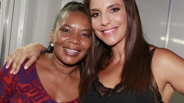 Margareth Menezes e Ivete Sangalo