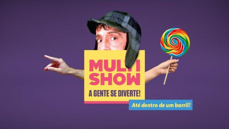 Chaves também se despede do Multishow