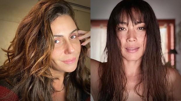 Giovanna Antonelli e Danni Suzuki
