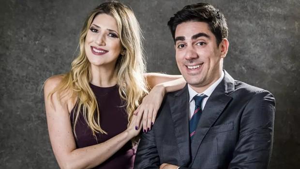 Dani Calabresa e Marcelo Adnet