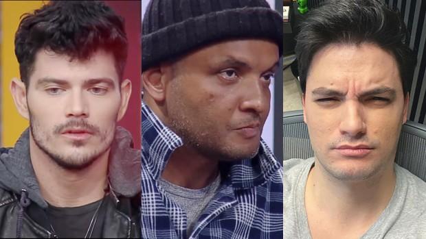 JP Gadêlha, Fernandinho Beatbox e Felipe Neto