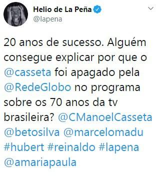 Hélio de la Peña