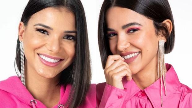Jakelyne Oliveira e Manu Gavassi