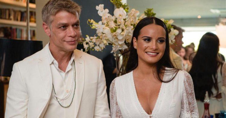Fabio Assunção e Ana Verena