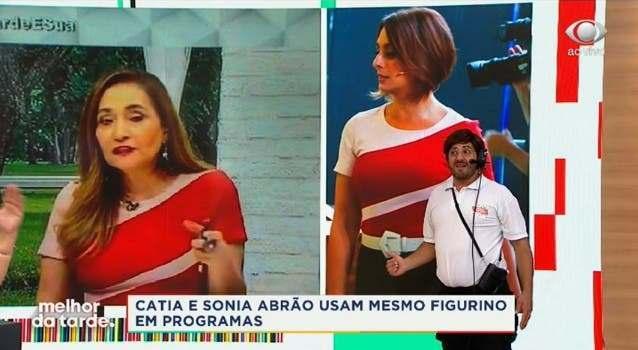 Cátia Fonseca Sonia Abrão