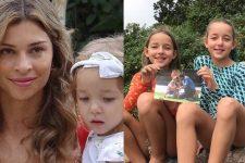 Serena e Vitória Lovatel, hoje com 10 anos