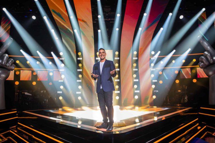 André Marques vai comandar o The Voice +
