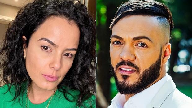 Luciele Di Camargo e Belo