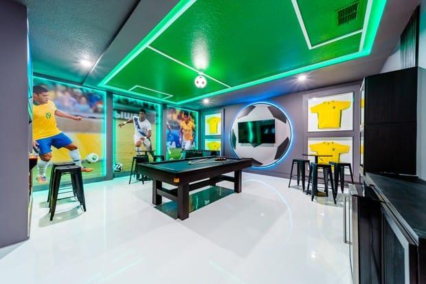 20201130 por dentro da  nova  casa de 500 m2  do jogador hulk em orlando na florida 10