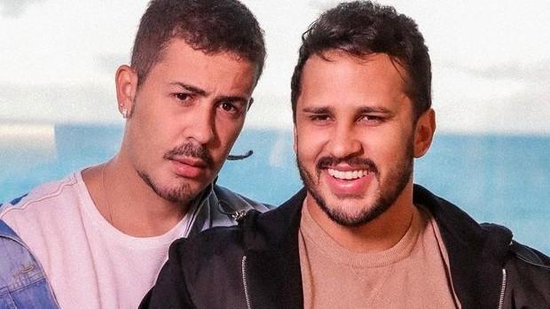 Carlinhos Maia e Lucas Guimarães