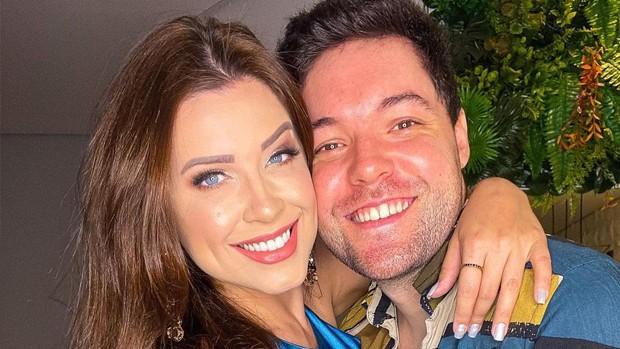 Andressa Ganacin e Nasser Rodrigues