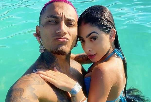 MC Mirella e Dynho Alves