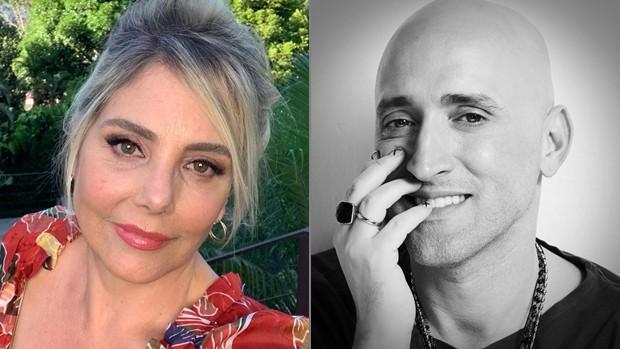 Heloísa Périssé e Paulo Gustavo