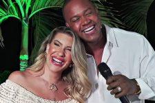 Lore e Leo Santana