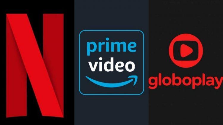 Netflix Prime Video Globoplay