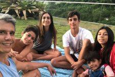 filhos Marcio Garcia