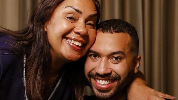 Jacira Santana e Gil do Vigor