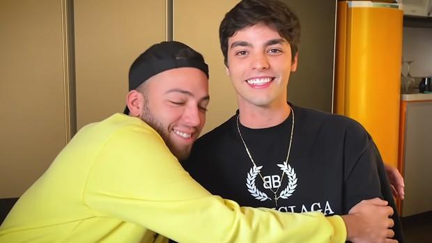 Lucas Rangel e Lucas Bley