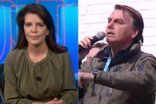 Jornal Nacional - Bolsonaro
