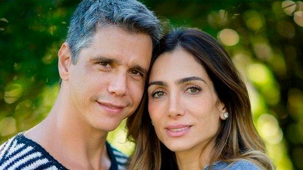 Marcio Garcia e Andrea Santa Rosa