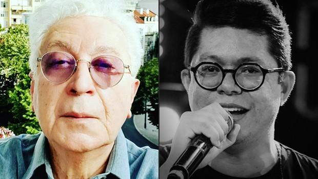 Aguinaldo Silva e DJ Ivis