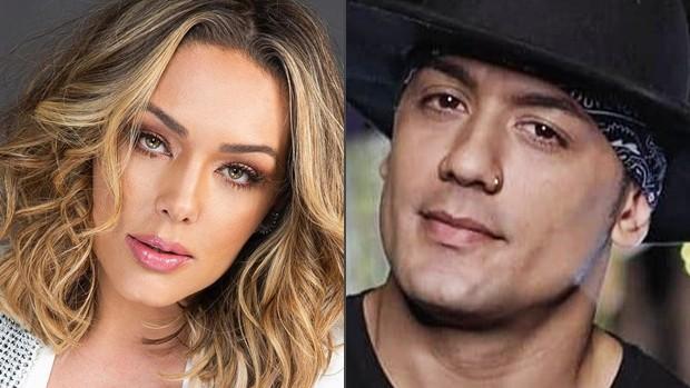 Tânia Mara e Tiago Piquilo