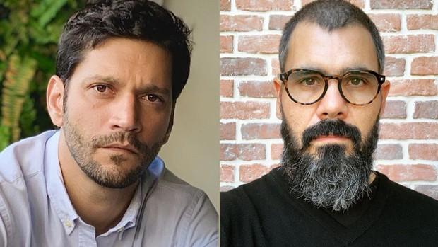 Armando Babaioff e Juliano Cazarré