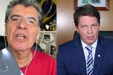 Paulo Betti e Mario Frias