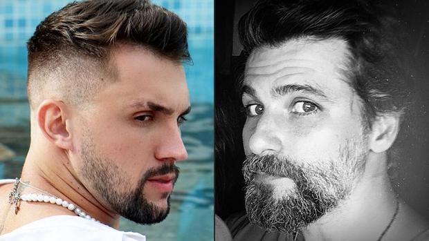 Arthur Picoli e Bruno Gagliasso