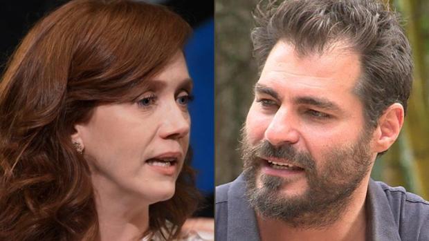 Camila Morgado e Thiago Lacerda
