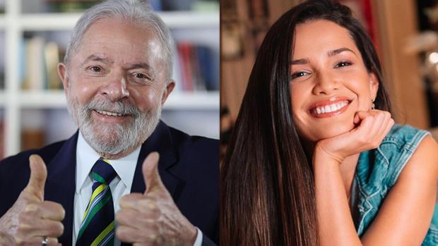 Lula e Juliette Freire