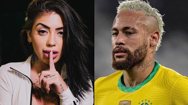 MC Mirella e Neymar