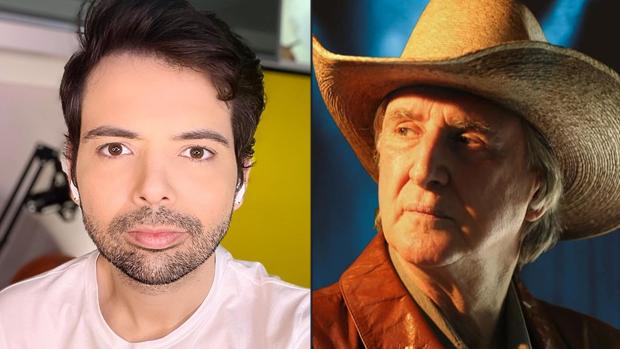 Gustavo Mendes e Sérgio Reis