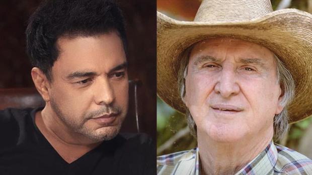 Zezé Di Camargo e Sérgio Reis