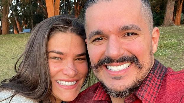 Priscila Fantin e Bruno Lopes