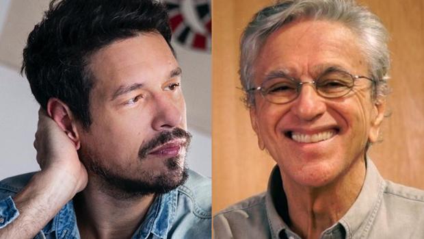 João Vicente de Castro e Caetano Veloso