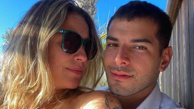 Luana Piovani e Lucas Bittencourt